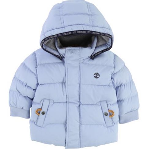 ef51b6a55 TIMBERLAND PUFFER JACKET T06368 - Babies Blessings
